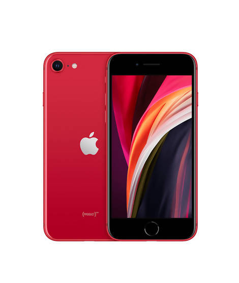 Apple iPhone SE 2020 - Red - 128GB