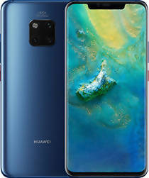 Huawei Mate 20 - Midnight Blue - 128GB - Very good condition