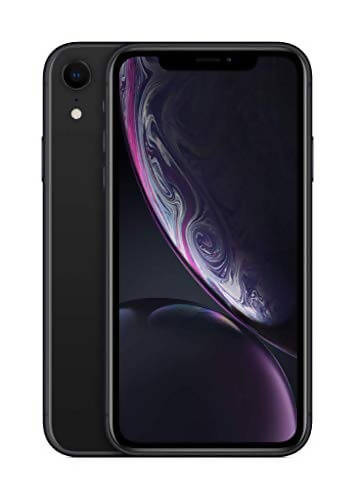 Used And Refurbished Secondhand Apple iPhone XR - Black - 128 GB - Reebelo