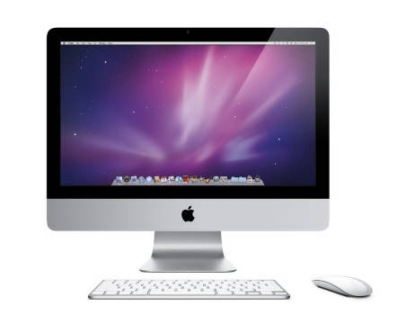 Apple iMac 21.5 Mid 2011 - Silver - 512GB SSD - 21.5-inch - i5 2400S - 8GB RAM - Very good condition