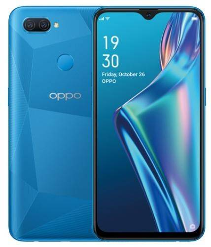 Oppo A12 -64GB - Blue - Brand New Condition