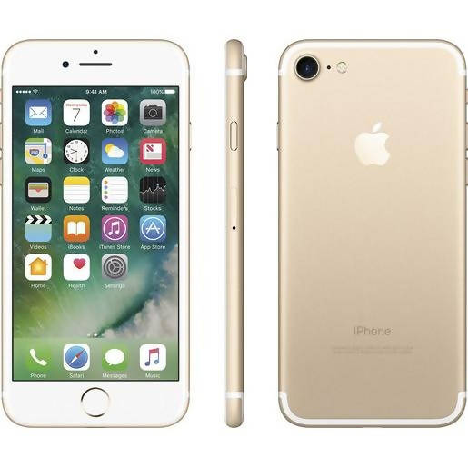 Used And Refurbished Secondhand Apple iPhone 7 - Gold - 32 GB - Reebelo