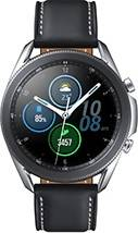 Samsung Galaxy Watch 3 45mm Bluetooth + LTE - - Mystic Silver - Brand New Condition