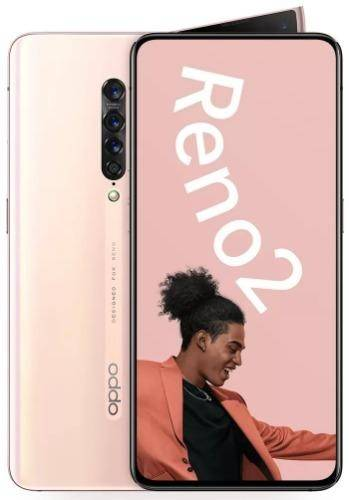 Used And Refurbished Secondhand Oppo Reno 2 -256GB - Sunset Pink - Mint condition - Reebelo.
