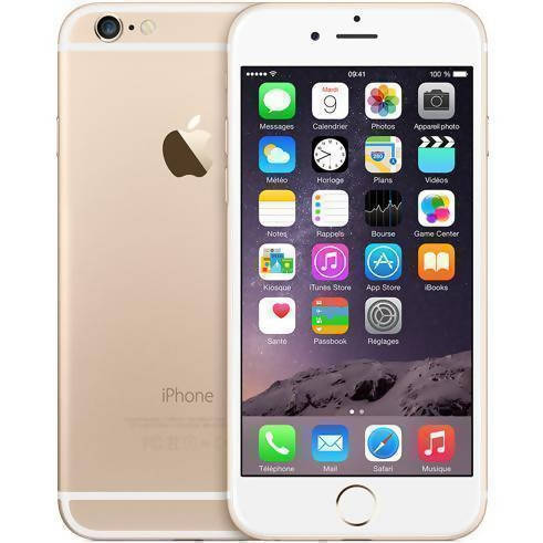 Used And Refurbished Secondhand Apple iPhone 6 - Gold - 64GB - Very good condition - Reebelo