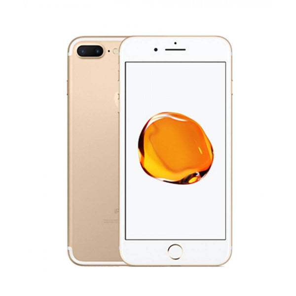 Used And Refurbished Secondhand Apple iPhone 7 Plus | Gold - 128GB | Gold condition - Reebelo