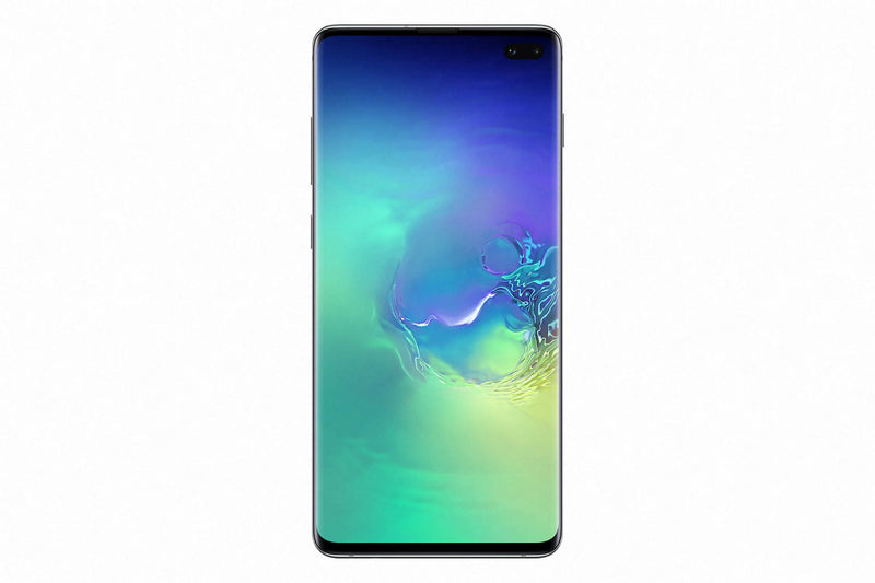 Used And Refurbished Secondhand Samsung S10 Plus - Green - 128GB - Very good condition - Reebelo