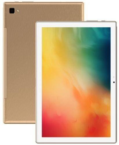 Blackview Tab 8 WiFi + LTE -64GB - Gold - As New condition (With Keyboard)