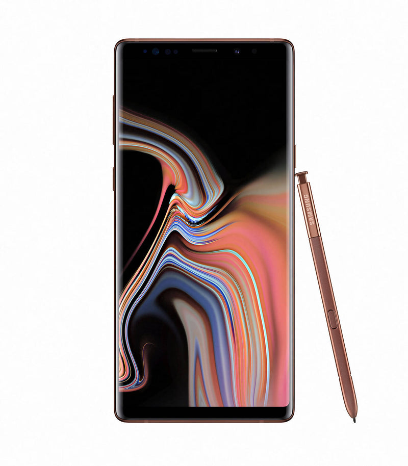 Used And Refurbished Secondhand Samsung Galaxy Note 9 - Copper - 512GB - Reebelo
