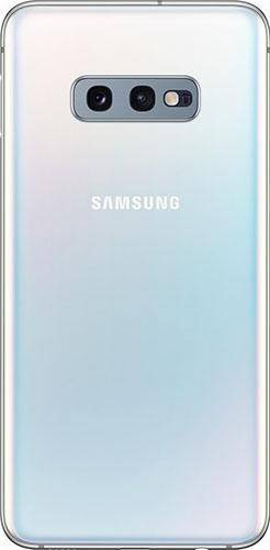 Used And Refurbished Secondhand Samsung Galaxy S10E -128GB - White - Very good condition - Reebelo