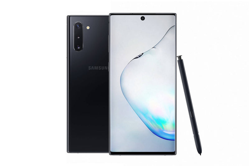 Used And Refurbished Secondhand Samsung Galaxy Note 10 - Black - 256GB - Very good condition - Reebelo