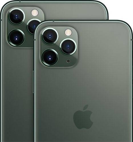 Apple iPhone 11 Pro Max -64GB - Midnight Green - Very good condition