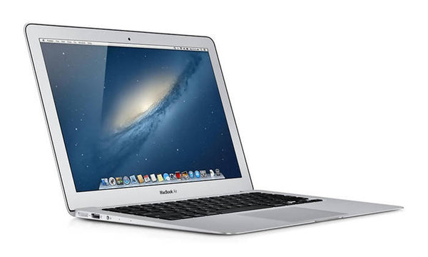 Used And Refurbished Secondhand Apple MacBook Air A1466 - Silver - 256GB SSD - 13-inch - i7 4650U - 8GB RAM - Very good condition - Reebelo