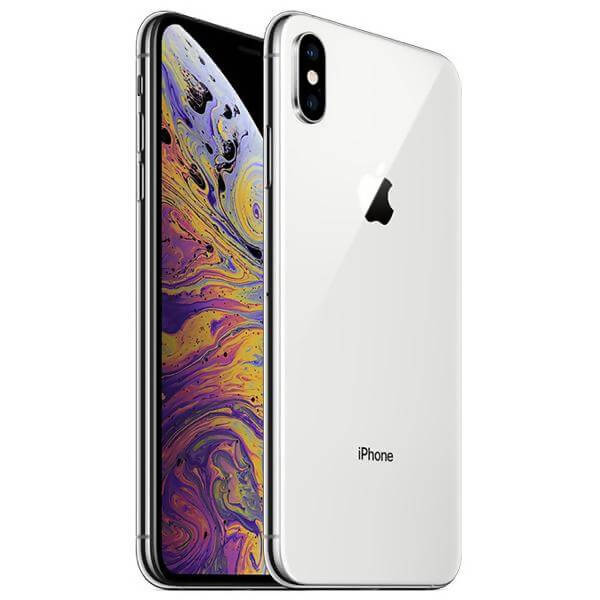Used And Refurbished Secondhand Apple iPhone XS Max - Silver - 64GB - Very good condition - Reebelo