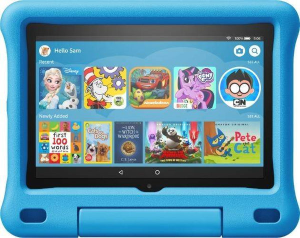 Amazon Fire HD 8 Kids Edition -32GB - Blue - As new condition