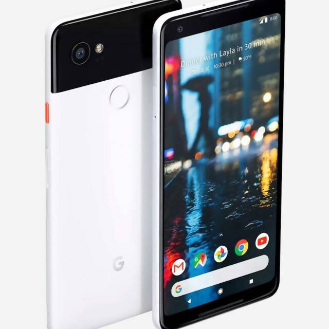 Used And Refurbished Secondhand Google Pixel 2XL - White - 64GB - Good condition - Reebelo