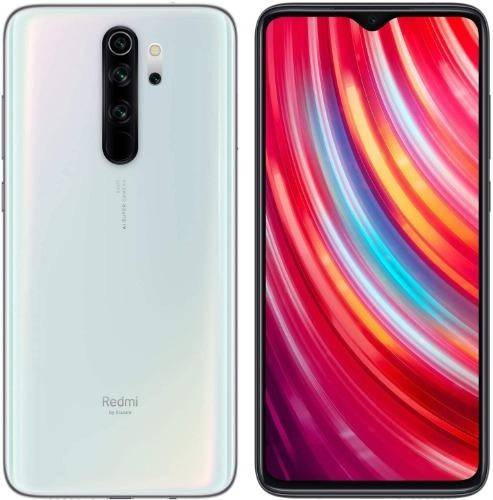 Xiaomi Redmi Note 8 Pro -64GB - White - Brand New Condition