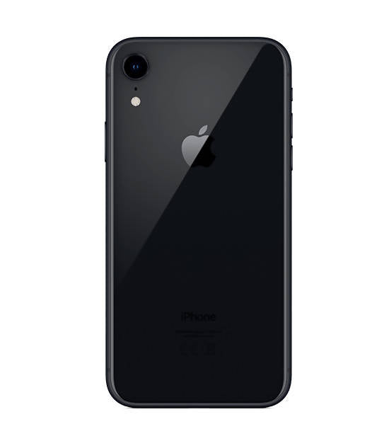 Used And Refurbished Secondhand Apple iPhone XR - Black - 64 GB - Reebelo