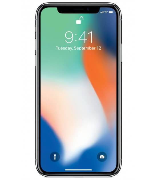 Used And Refurbished Secondhand Apple iPhone X | Silver - 256GB | Gold condition - Reebelo