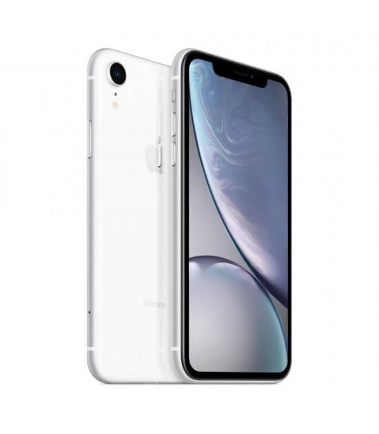 Used And Refurbished Secondhand Apple iPhone XR - White - 128GB - Very good condition - Reebelo