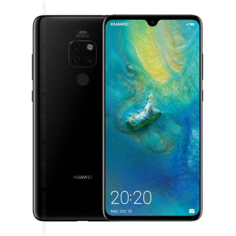 Huawei Mate 20 - Black - 128GB