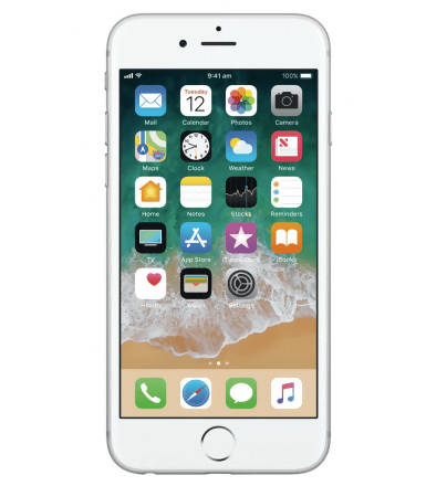 Used And Refurbished Secondhand Apple iPhone 6s - Silver - 16GB - Reebelo