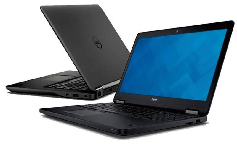 Used And Refurbished Secondhand Dell Latitude E7250 - Black - 128GB SSD - 13-inch - i7-5600U - 8GB - Very good condition - Reebelo