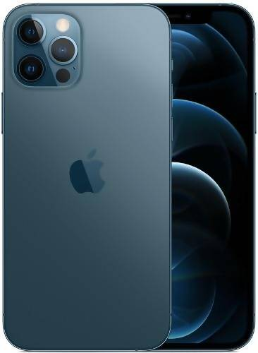 Apple iPhone 12 Pro -256GB - Pacific Blue - New (Unsealed)