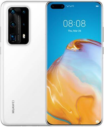 Used And Refurbished Secondhand Huawei P40 Pro+ -512GB - Ceramic White - As new - Reebelo