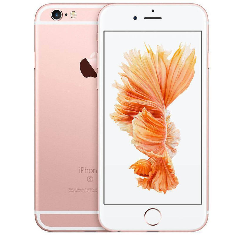 Used And Refurbished Secondhand Apple iPhone 6S - Rose Gold - 64GB - Very good condition - Reebelo