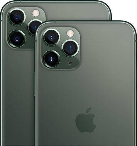 Used And Refurbished Secondhand Apple iPhone 11 Pro Max -64GB - Midnight Green - Brand New condition - Reebelo.