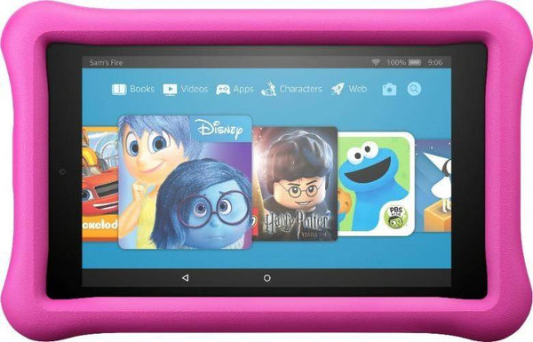 Amazon Fire HD 8 Kids Edition -32GB - Pink - As new condition