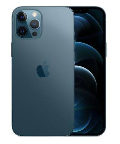 Apple iPhone 12 Pro Max -256GB - Pacific Blue - New (Unsealed)
