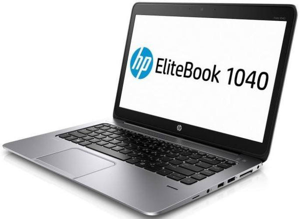 HP Elitebook Folio 1040 G3 -256GB - Silver - Mint condition