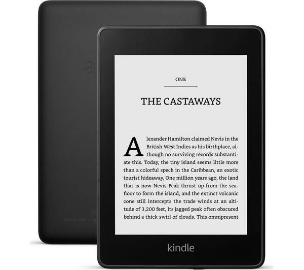 Used And Refurbished Secondhand Amazon KIndle Paperwhite 10th Gen - Black - 8 GB - Reebelo
