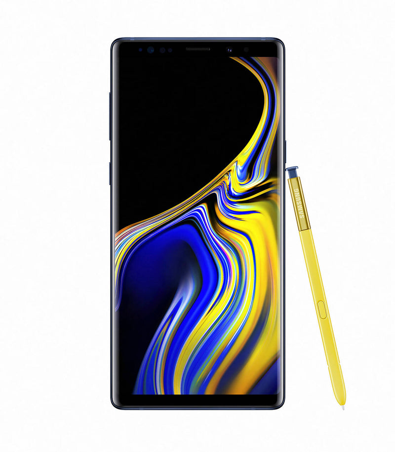 Used And Refurbished Secondhand Samsung Note 9 - Blue - 128GB - Very good condition - Reebelo