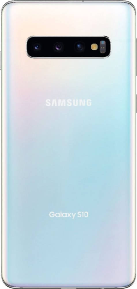 Used And Refurbished Secondhand Samsung Galaxy S10 - White - 128 GB - Reebelo