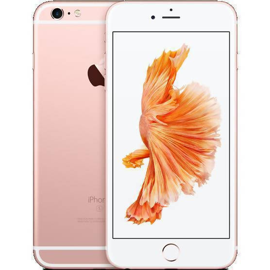 Used And Refurbished Secondhand Apple iPhone 6s Plus - Rose Gold - 16GB - Reebelo