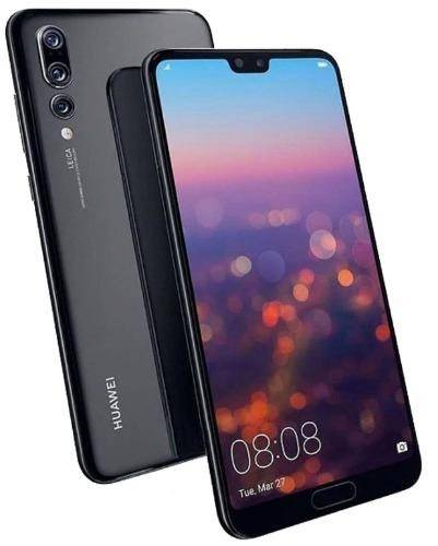Used And Refurbished Secondhand Huawei P20 -128GB - Black - Very good - Reebelo.