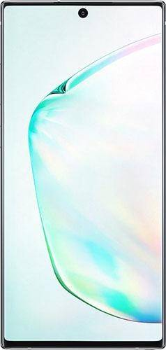 Used And Refurbished Secondhand Samsung Galaxy Note 10+ -512GB - Aura Glow - Good - Reebelo.