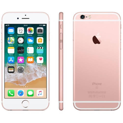 Apple iPhone 6S Plus - Rose Gold - 64GB