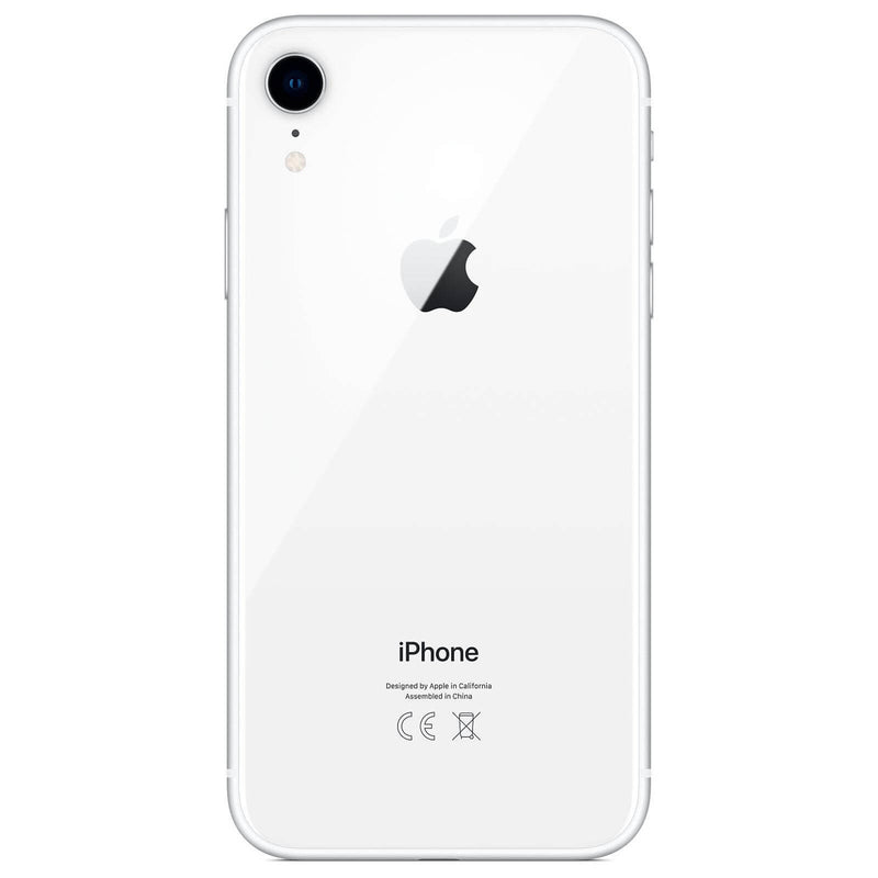 Used And Refurbished Secondhand Apple iPhone XR - White - 64 GB - Reebelo