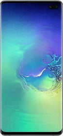 Used And Refurbished Secondhand Samsung Galaxy S10+ -128GB - Prism Green - Very good condition - Reebelo.