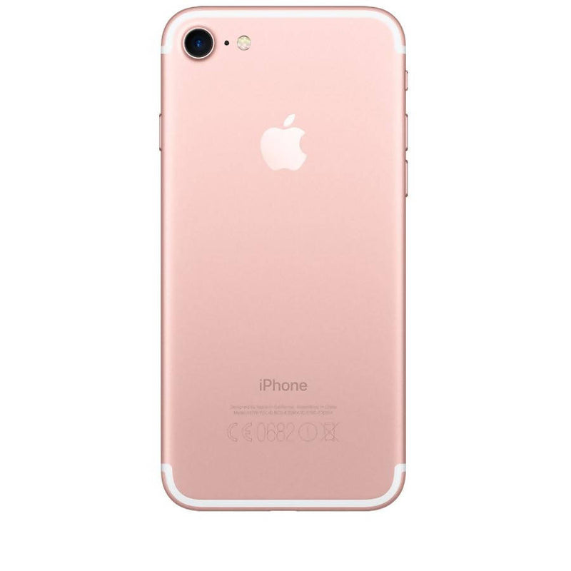 Used And Refurbished Secondhand Apple iPhone 7 - Rose Gold - 32GB - Very good condition - Reebelo