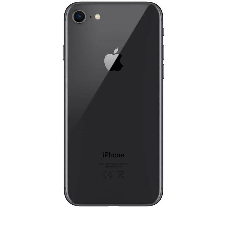 Used And Refurbished Secondhand Apple iPhone 8 - Black - 64GB - Very good condition - Reebelo