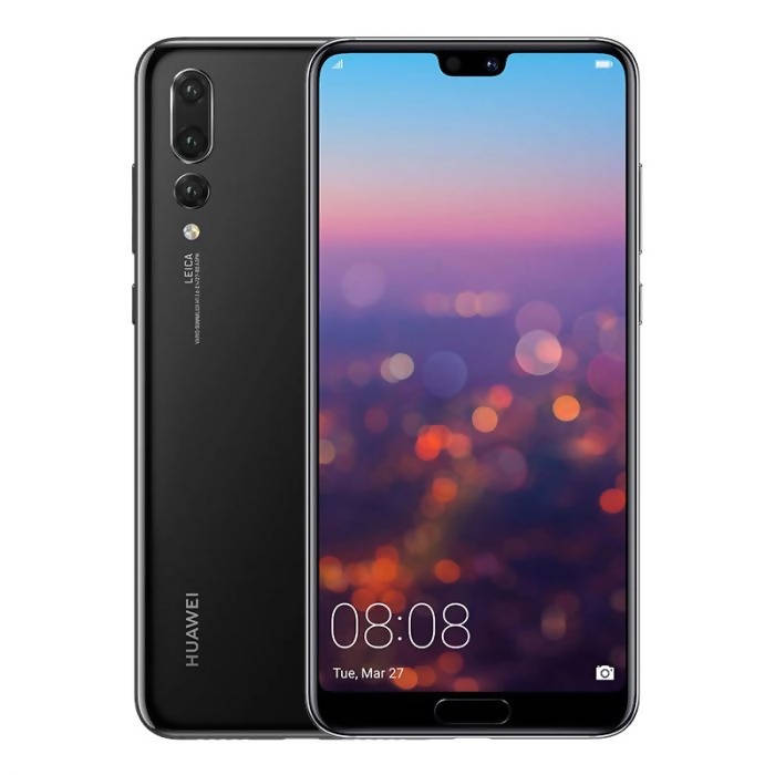 Used And Refurbished Secondhand Huawei P20 - Black - 128GB - Reebelo