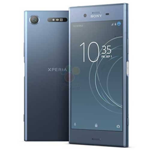 Used And Refurbished Secondhand Sony XZ1 - Blue - 64GB - Good condition - Reebelo