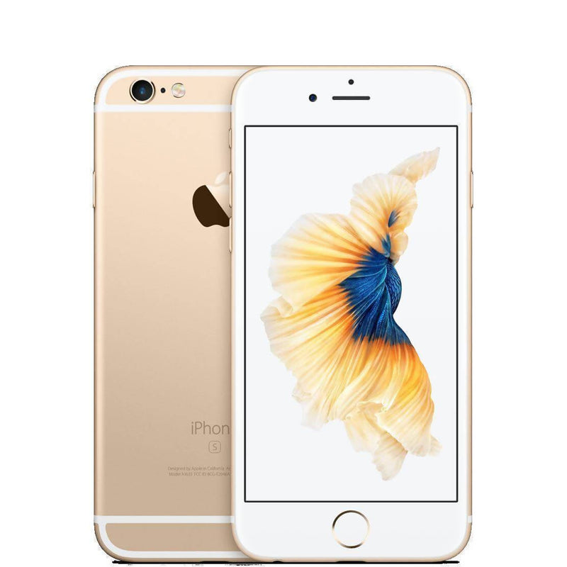 Used And Refurbished Secondhand Apple iPhone 6s - Gold - 16GB - Reebelo
