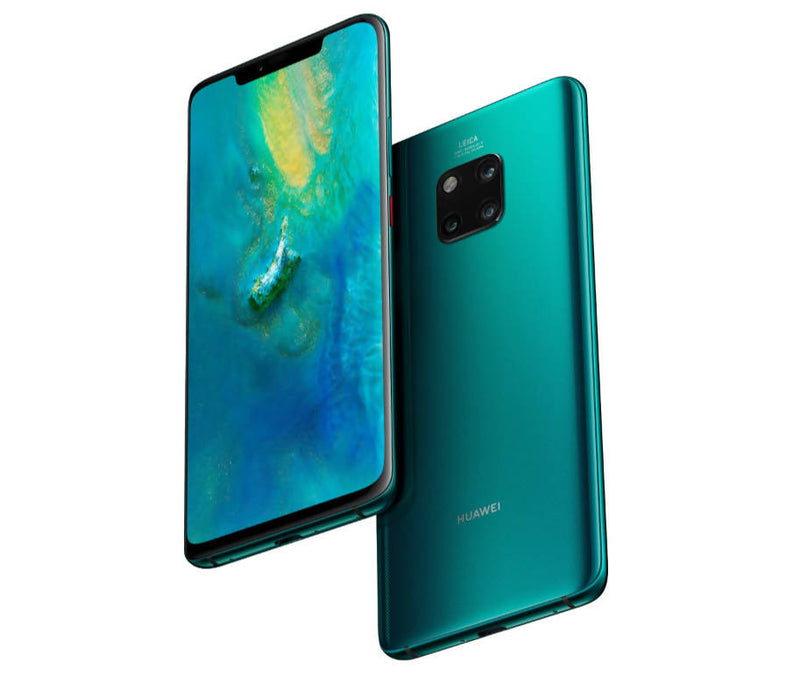 Used And Refurbished Secondhand Huawei Mate 20 Pro - Green - 128GB - Very good condition - Reebelo