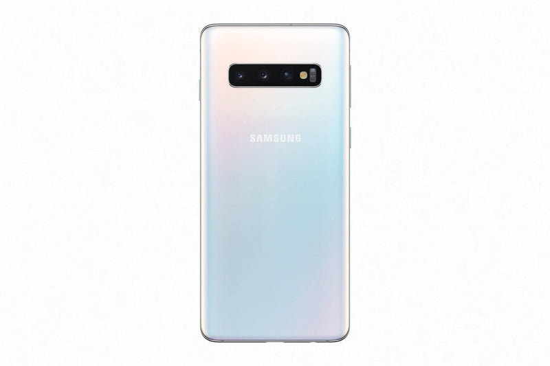 Used And Refurbished Secondhand Samsung Galaxy S10 - White - 128GB - Very good condition - Reebelo
